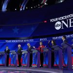 Healthcare Dominates the Democratic Presidential Debates