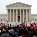 U.S. Supreme Court Justices Lean Toward Insurers on $12 Billion Obamacare Claims