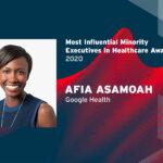 Google Health's Afia Asamoah is Enabling Clinicians, Patients Through Digital Support
