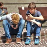 'Horns' are growing on young people's skulls. Phone use is to blame, research suggests